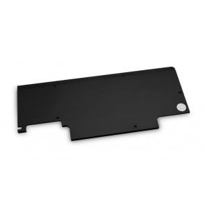EK-Vector Trio RTX 2080 Ti Backplate - Black
