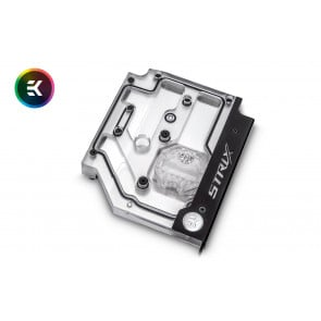 EK-FB ASUS Strix X470 RGB Monoblock - Nickel