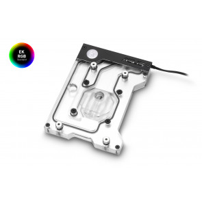 EK-FB ASUS X399 GAMING RGB Monoblock - Nickel