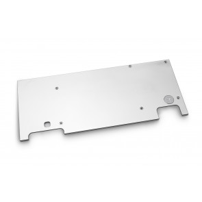 EK-Vector Strix RTX 2080 Backplate - Nickel