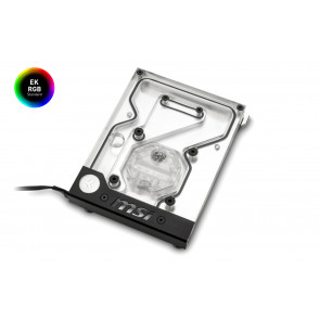 EK-FB MSI X299M Gaming Pro Carbon RGB Monoblock - Nickel