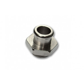 "EK-10mm (3/8"") SHORT G1/4 High-Flow Fitting"
