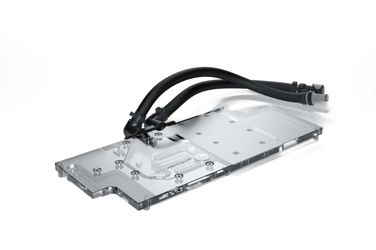EK-MLC Phoenix GPU Module FC1080 GTX Ti Strix - Nickel (rev. 2.0)