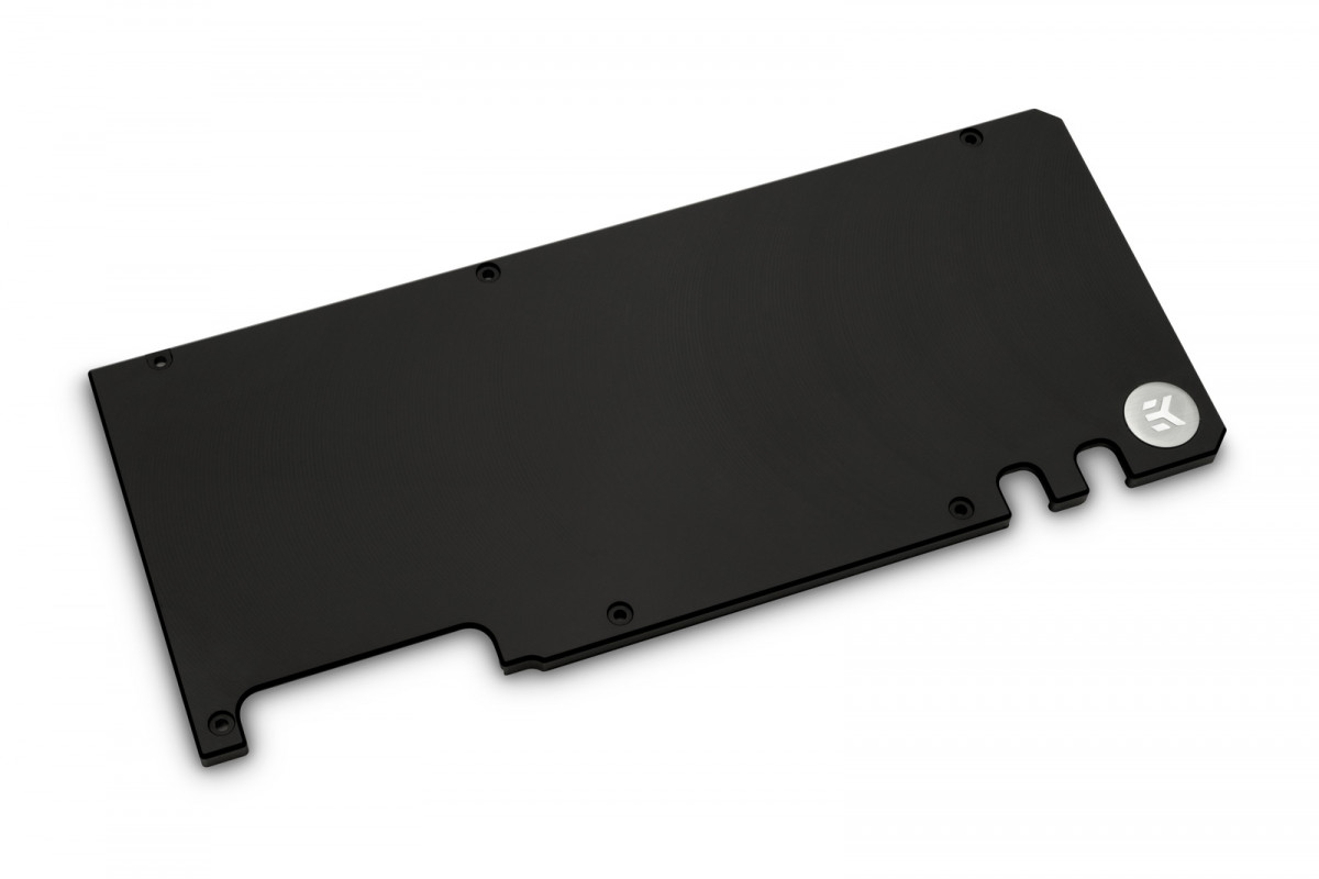 EK-AC Trinity RTX 3090 – Backplate