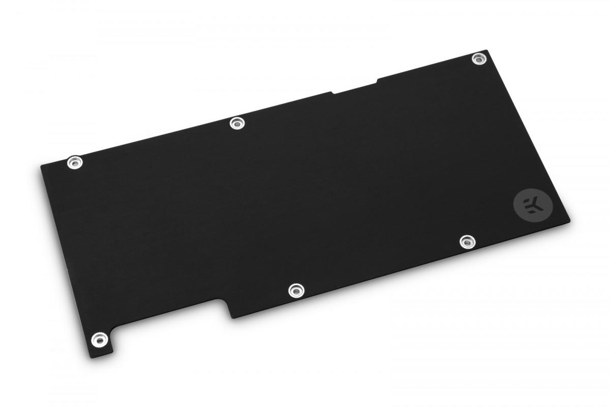EK-AC GeForce RTX 3080 – Backplate