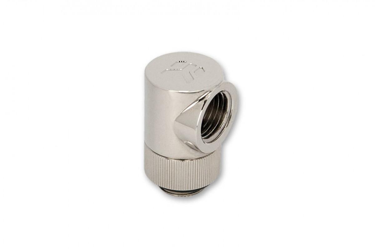 EK-CSQ Adapter 90° G1/4 Nickel (EOL)