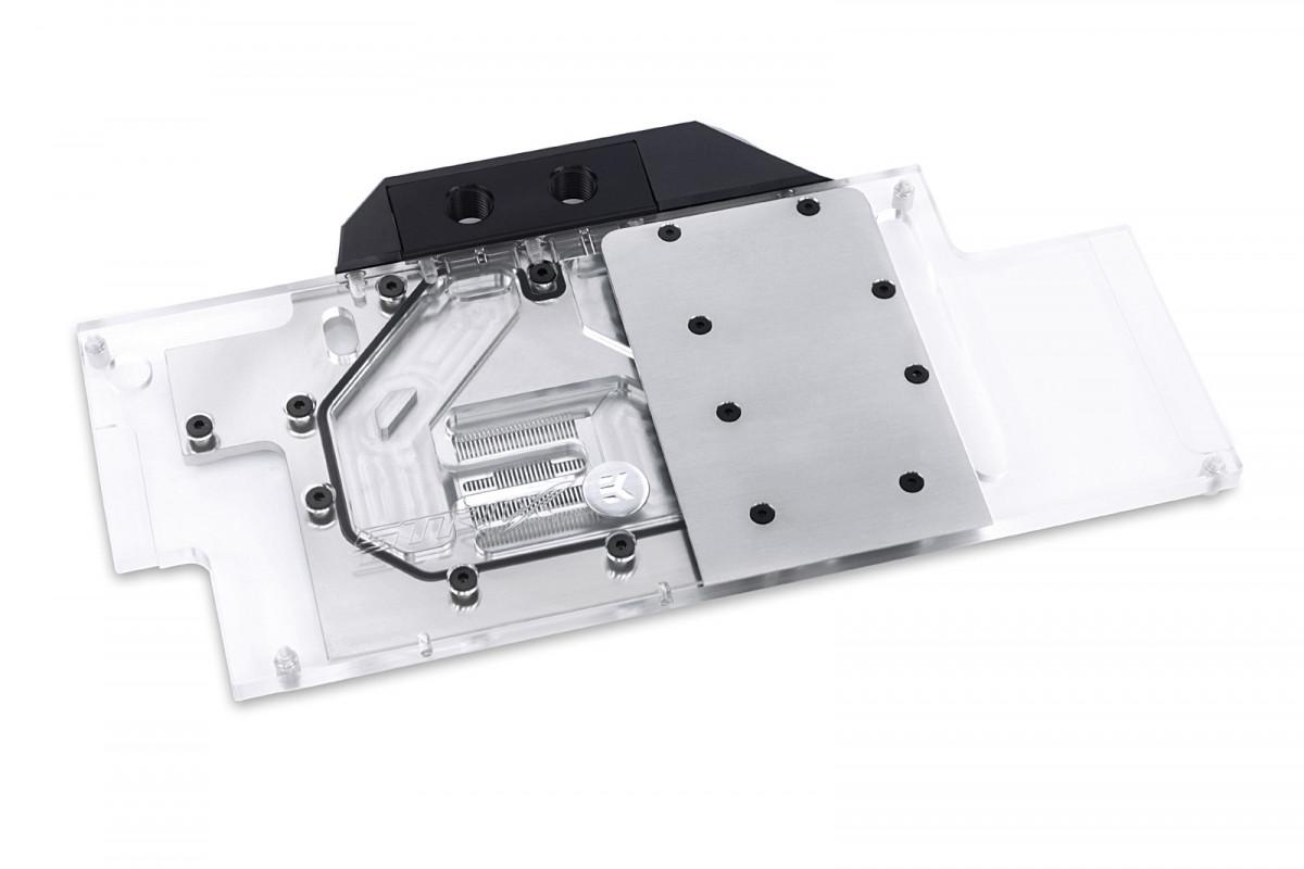 EK-FC1080 GTX Ti Strix - Nickel
