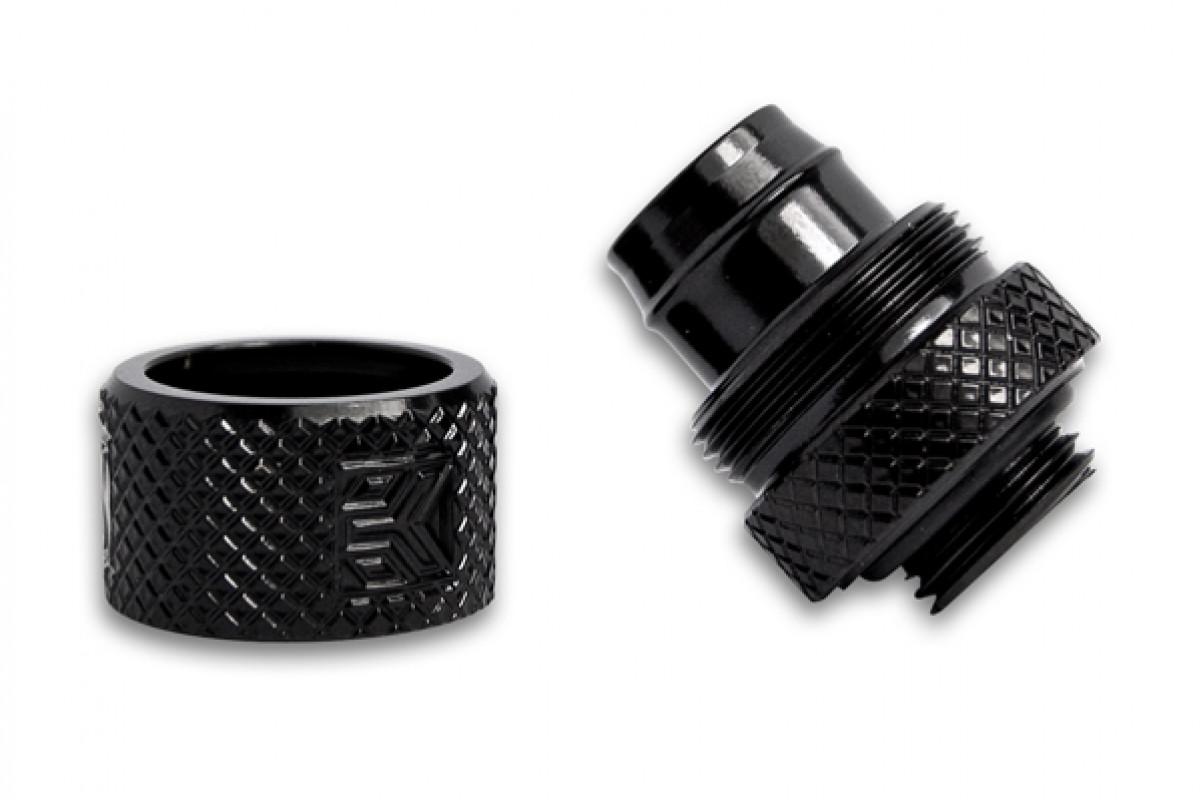 EK-PSC Fitting 12mm - G1/4 Black (EOL) Successor: 3831109845509