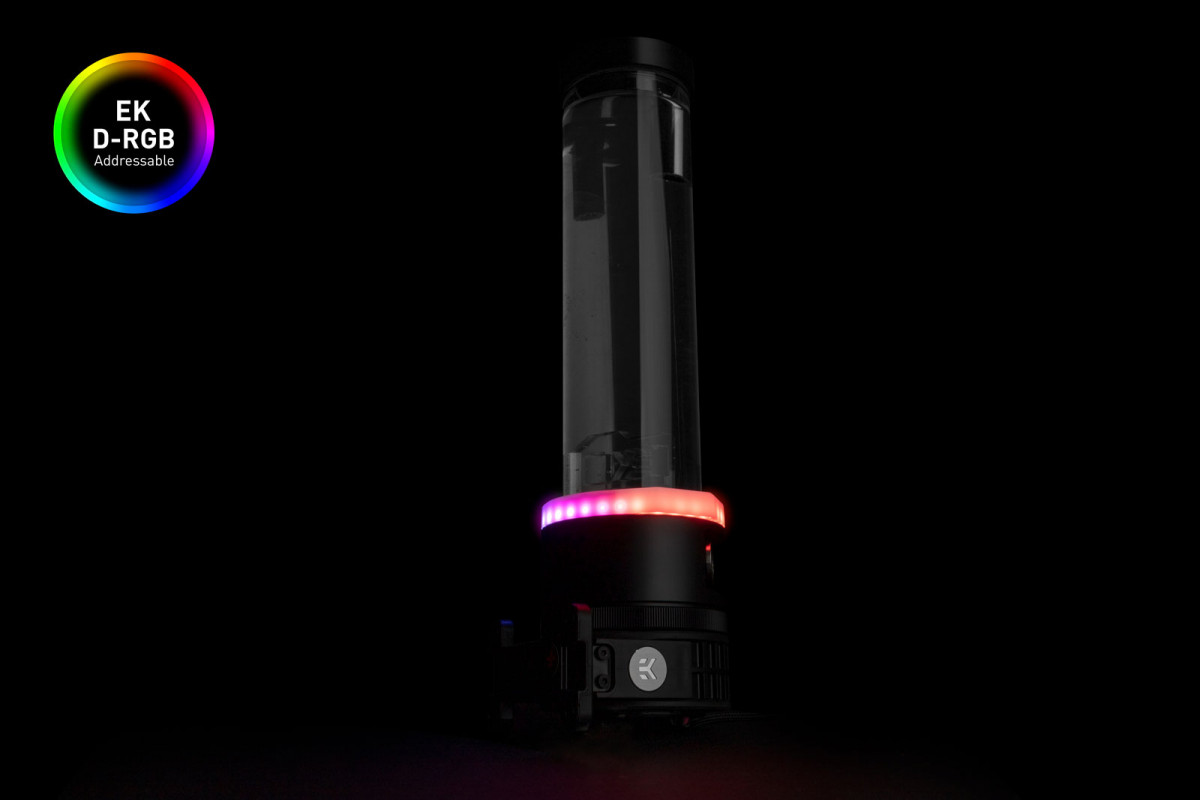 EK-Quantum Kinetic TBE 300 D5 PWM D-RGB - Acetal