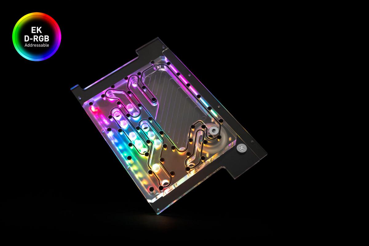 EK-Quantum Reflection PC-O11D Mini D5 PWM D-RGB - Plexi
