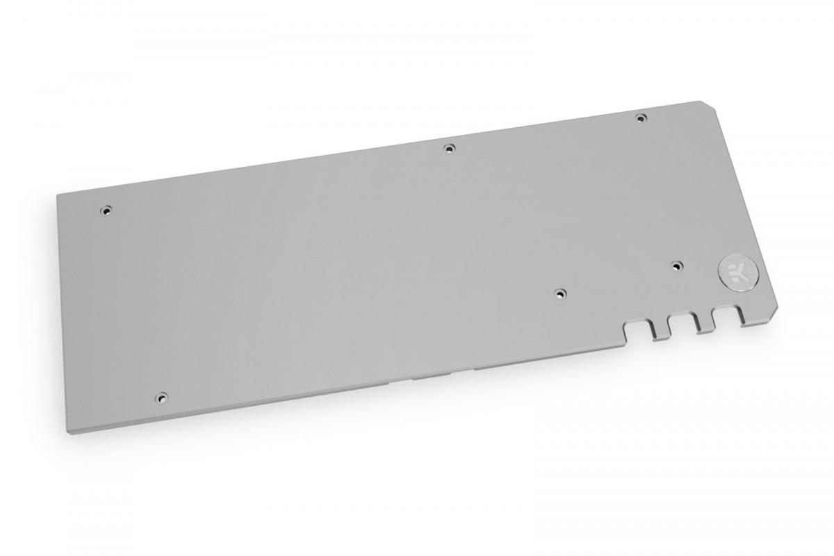 EK-Quantum Vector Master RX 6800XT/6900XT Backplate - Nickel