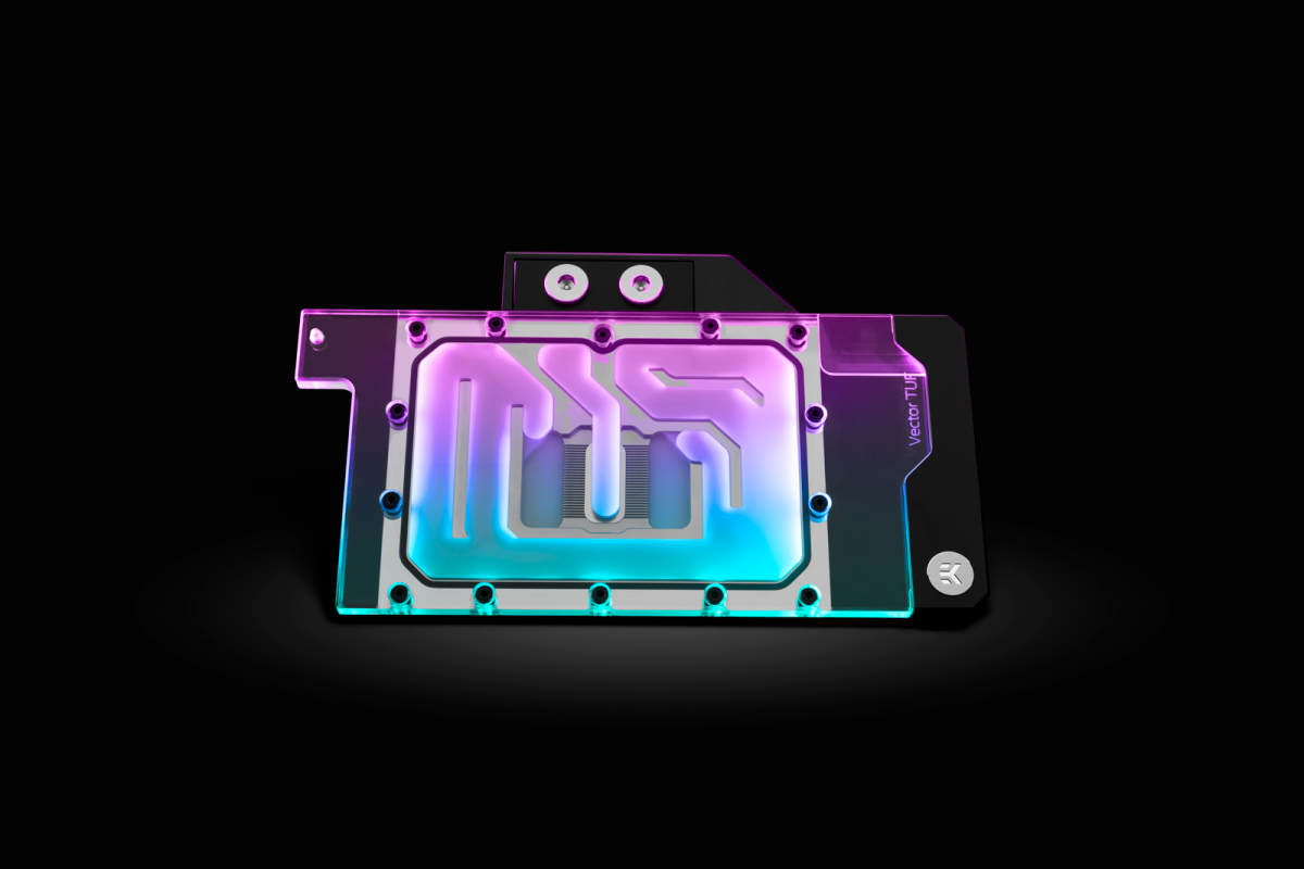 EK-Quantum Vector TUF RTX 3070 D-RGB - Nickel + Plexi