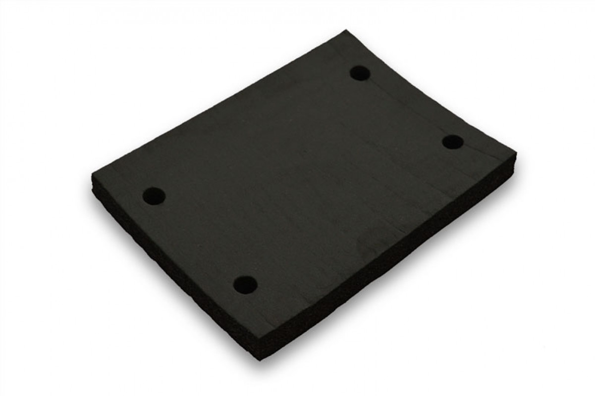 Closed-cell insulation - Mounting AMD Backplate (15mm)