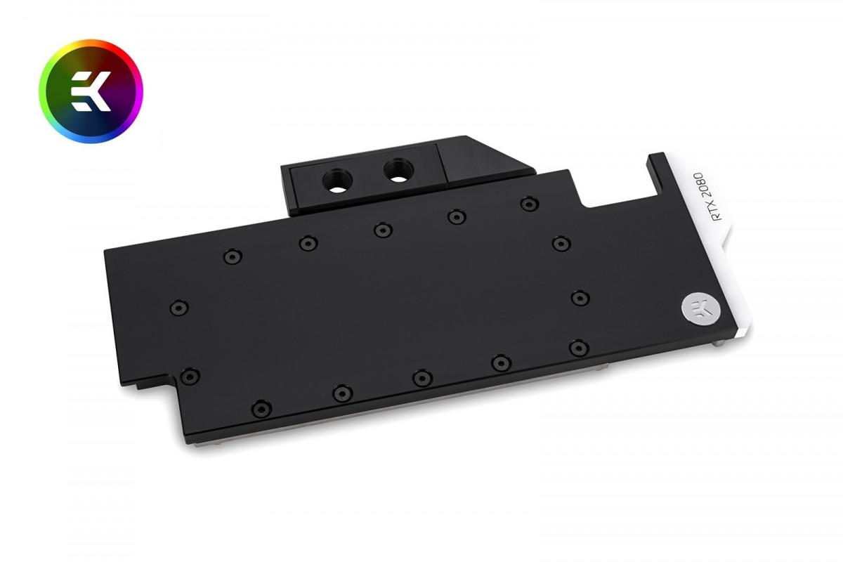 EK-Vector RTX 2080 RGB - Nickel + Acetal