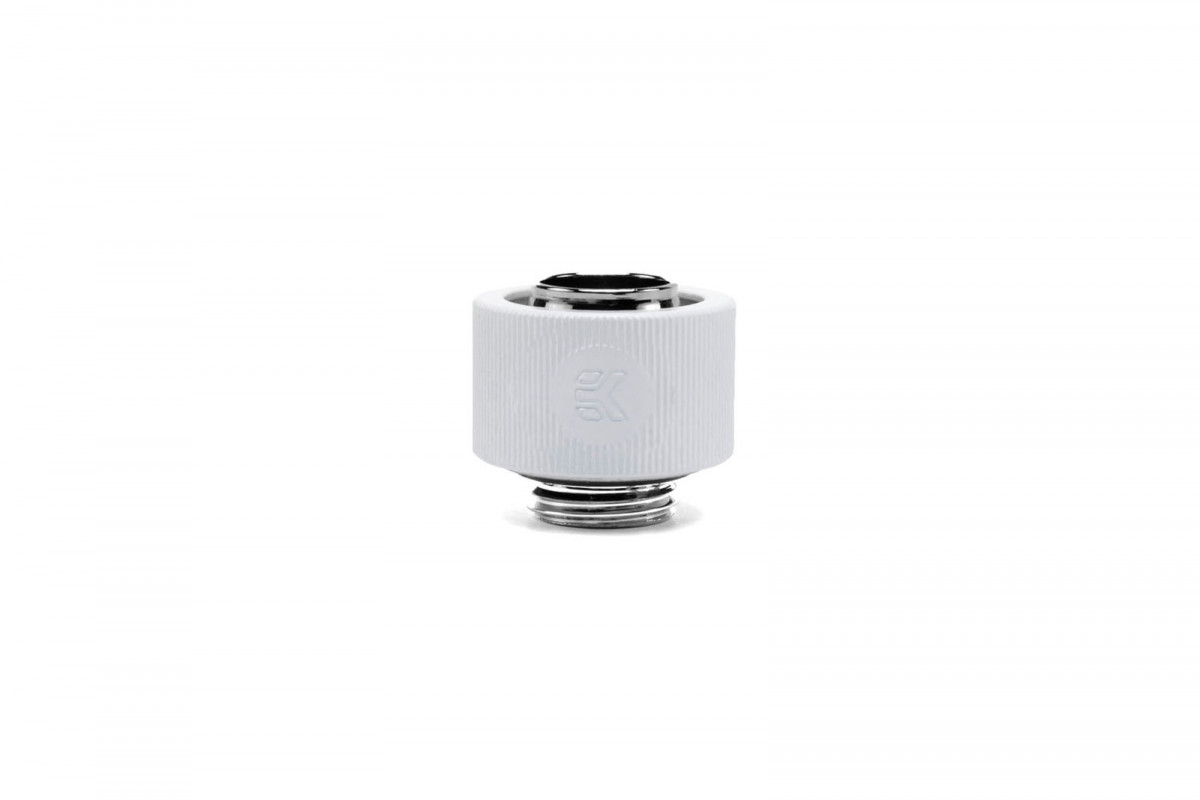 EK-ACF Fitting 12/16mm - White