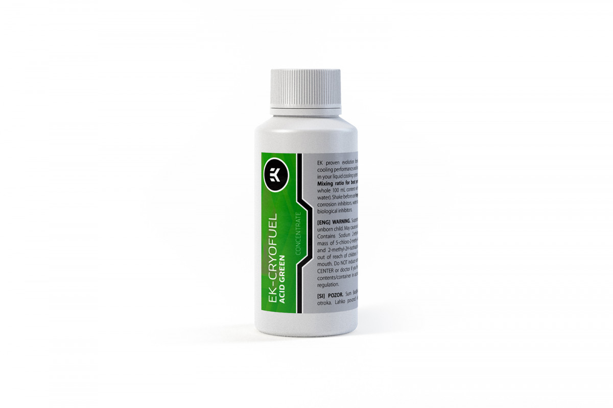 EK-CryoFuel Acid Green Concentrate 100 mL