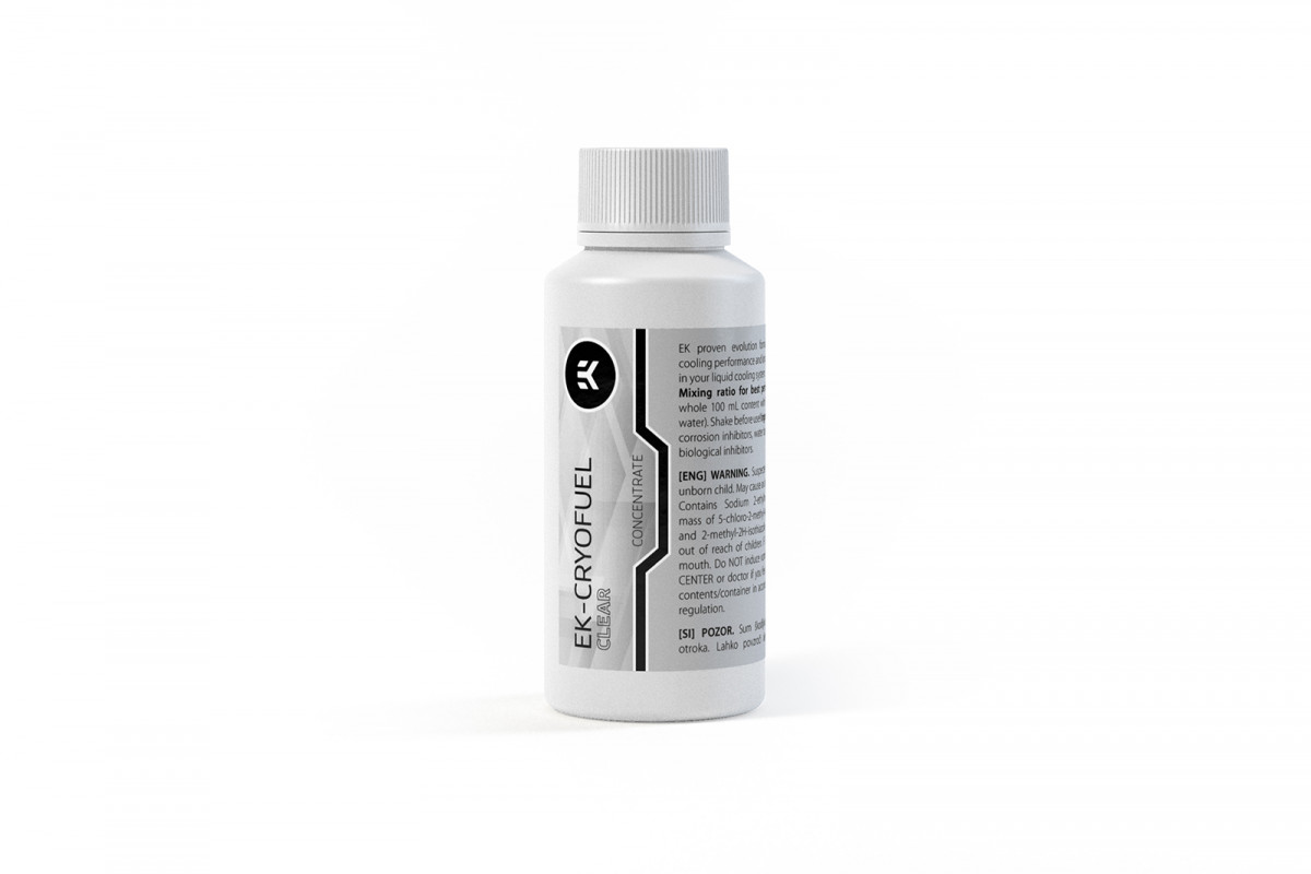 EK-CryoFuel Clear Concentrate 100 mL