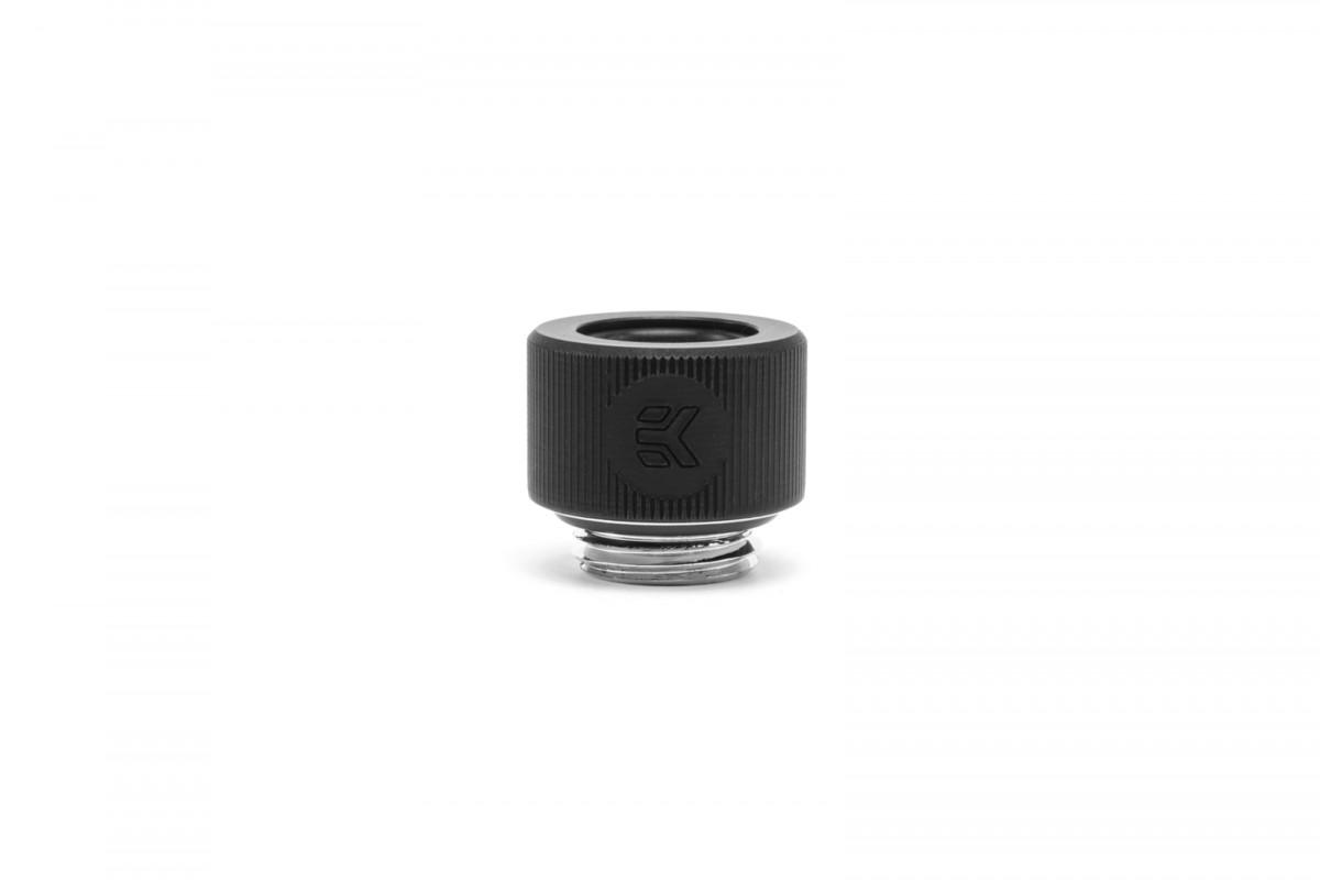 EK-HDC Fitting 12mm G1/4 - Black