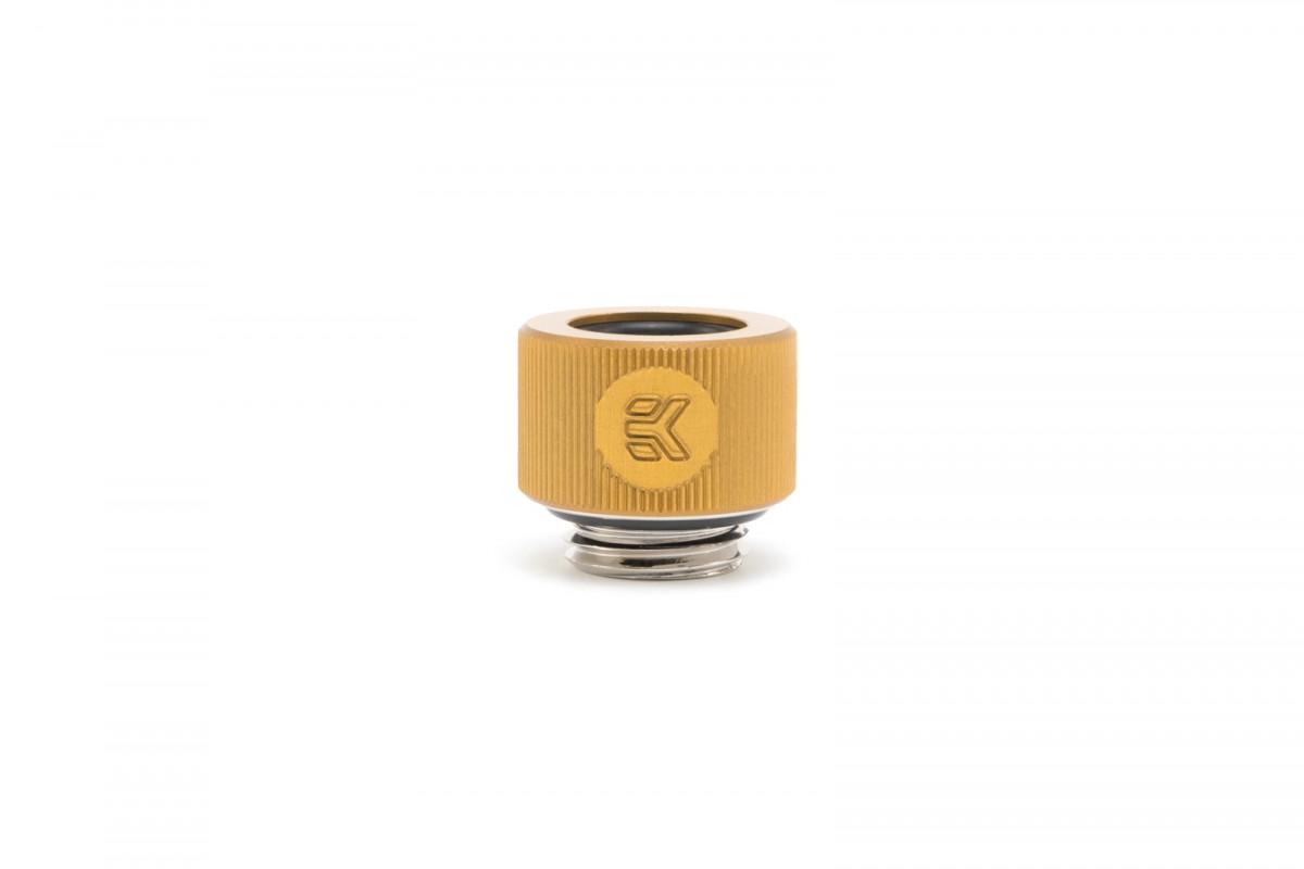 EK-HDC Fitting 12mm G1/4 - Gold