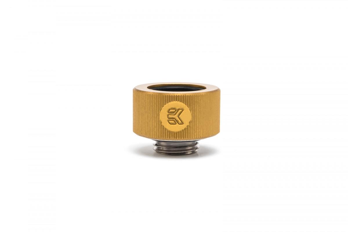 EK-HDC Fitting 16mm G1/4 - Gold
