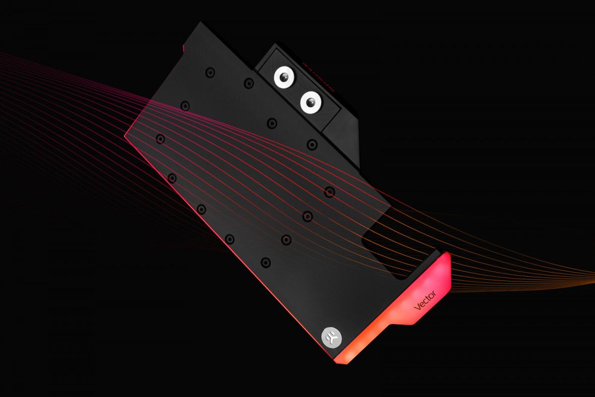 EK-Quantum Vector N+ RX 6800XT/6900XT D-RGB - Nickel + Acetal