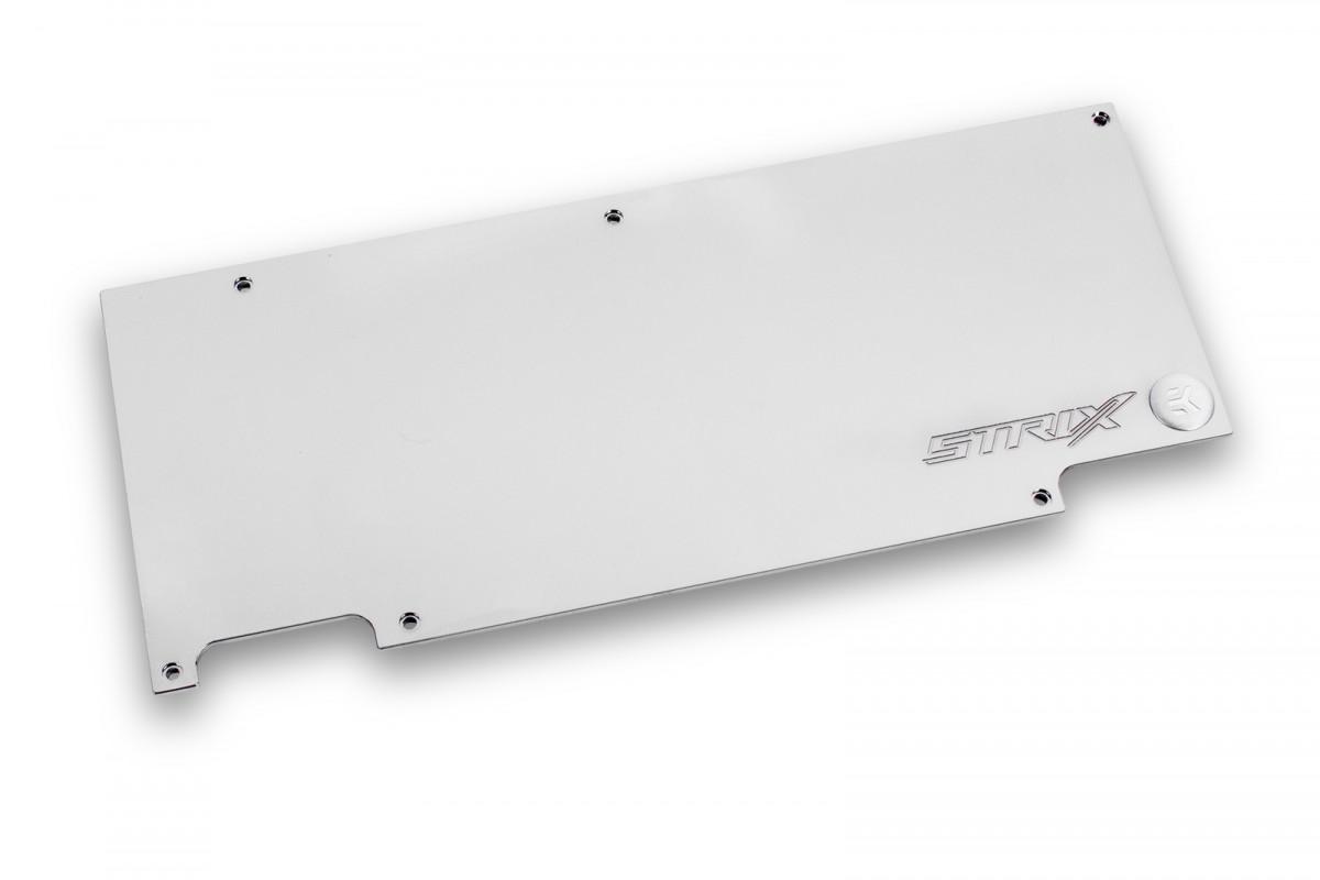 EK-FC1080 GTX Strix Backplate - Nickel