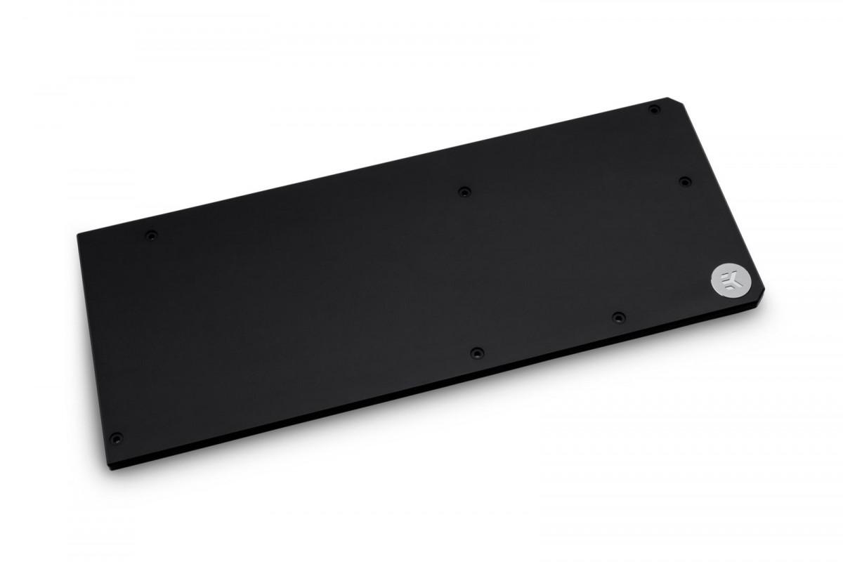 EK-Quantum Vector Radeon RX 5700 +XT Backplate - Black