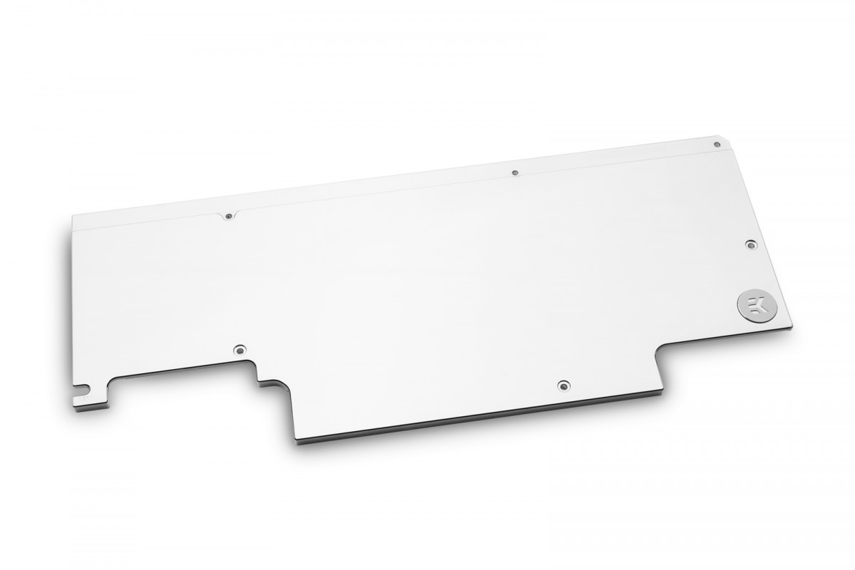 EK-Vector Trio RTX 2080 Ti Backplate - Nickel