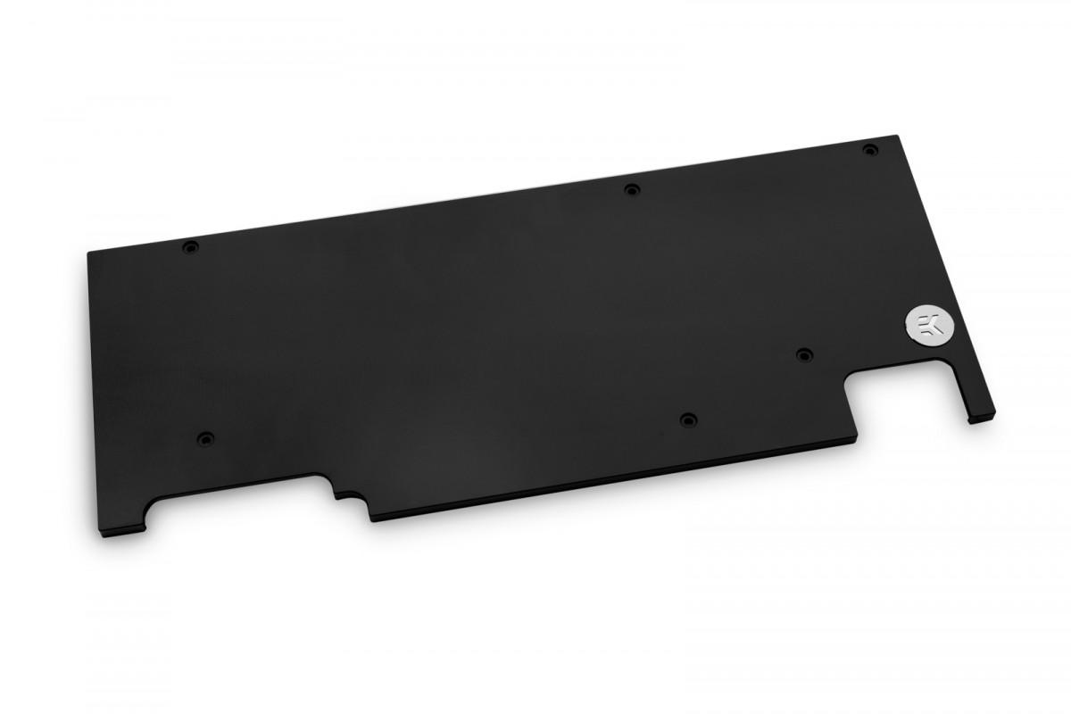 EK-Vector Aorus RTX 2080 Ti Backplate - Black