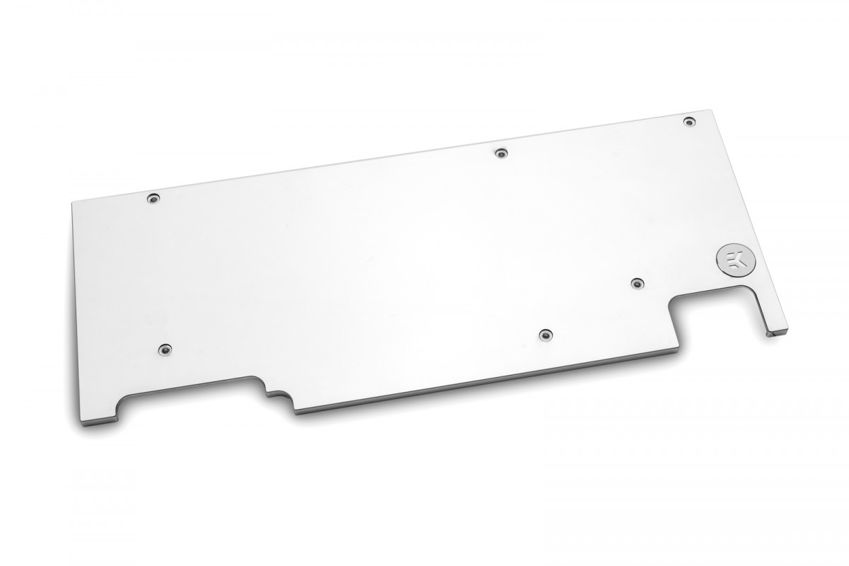EK-Vector Aorus RTX 2080 Ti Backplate – Nickel