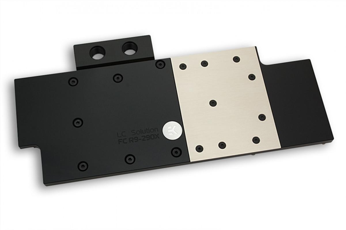 EK-FC R9-290X - Acetal+Nickel