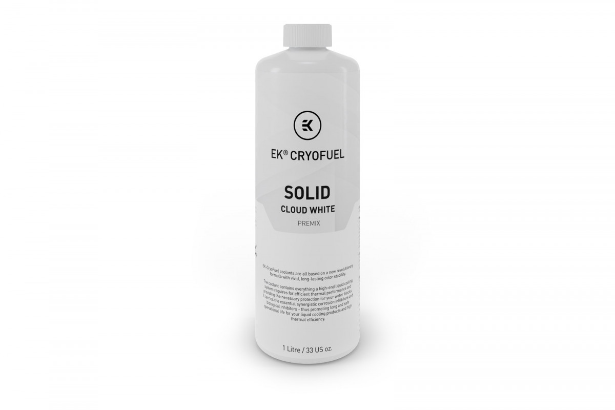 EK-CryoFuel Solid Cloud White (Premix 1000mL)