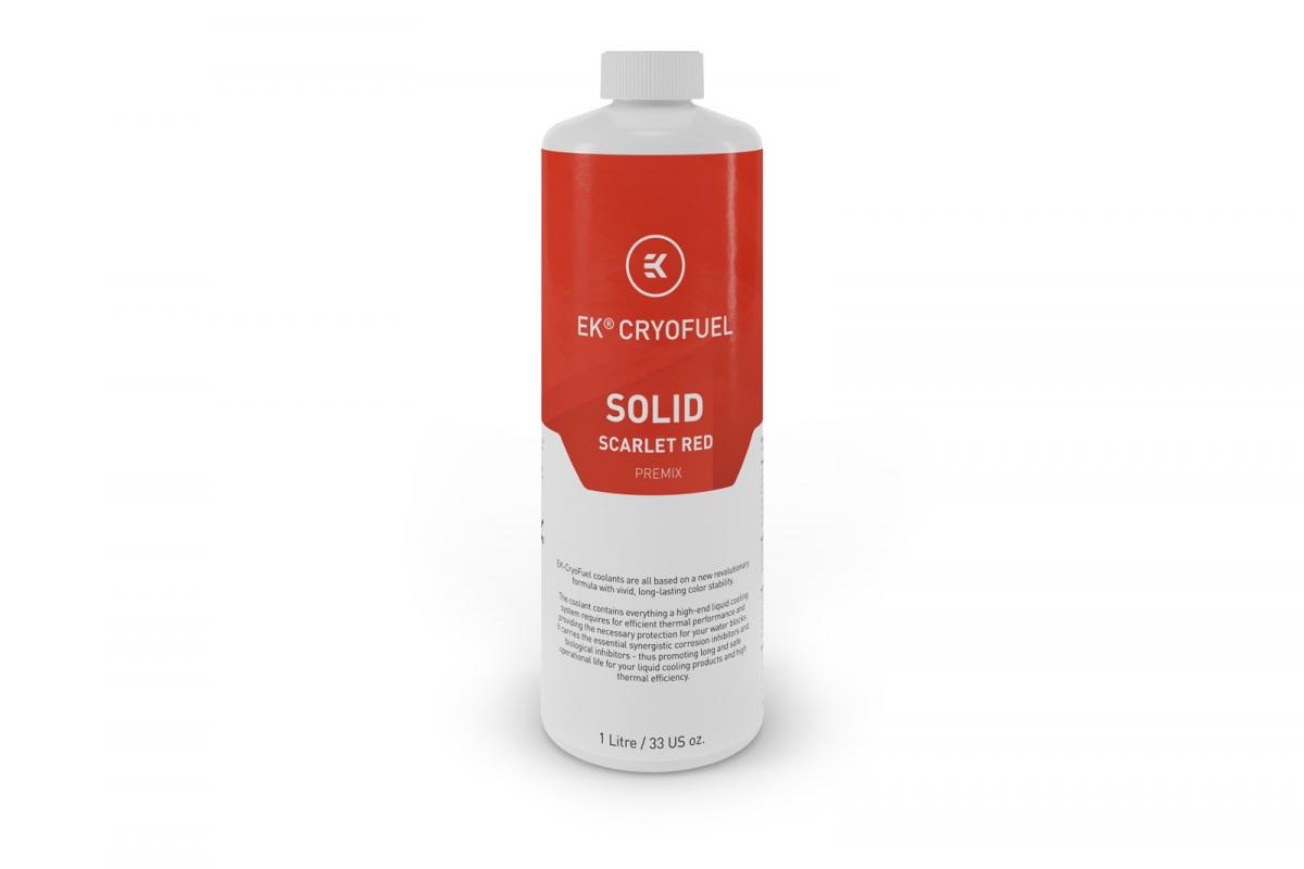 EK-CryoFuel Solid Scarlet Red (Premix 1000 mL)