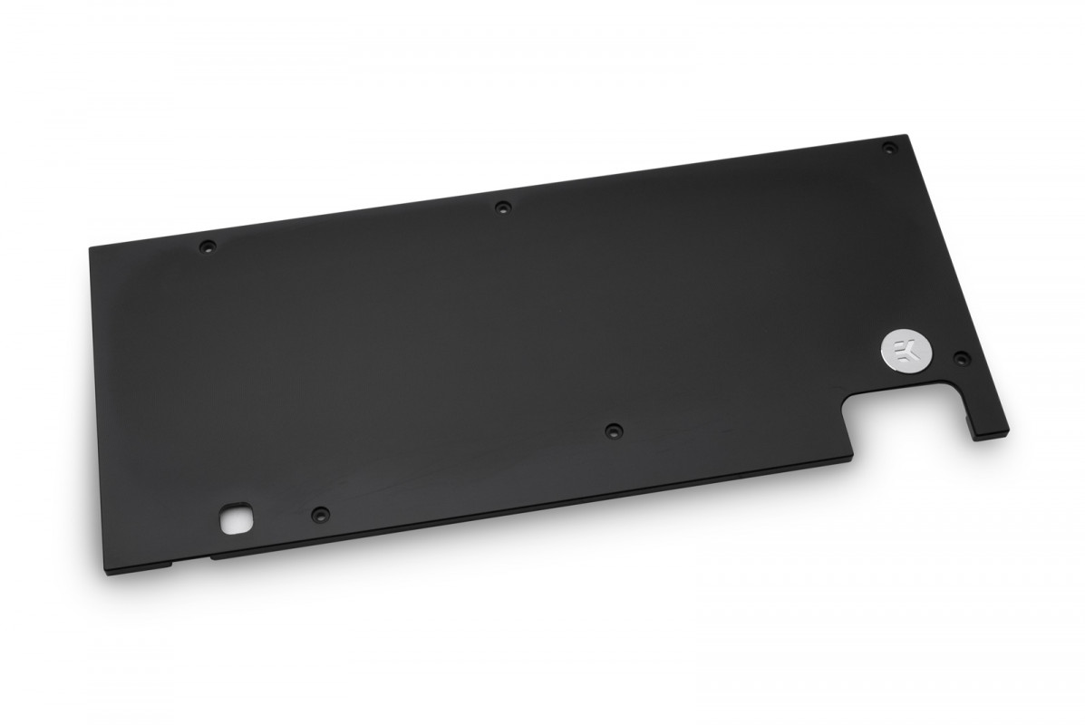 EK-Vector Strix RTX 2070 Backplate - Black