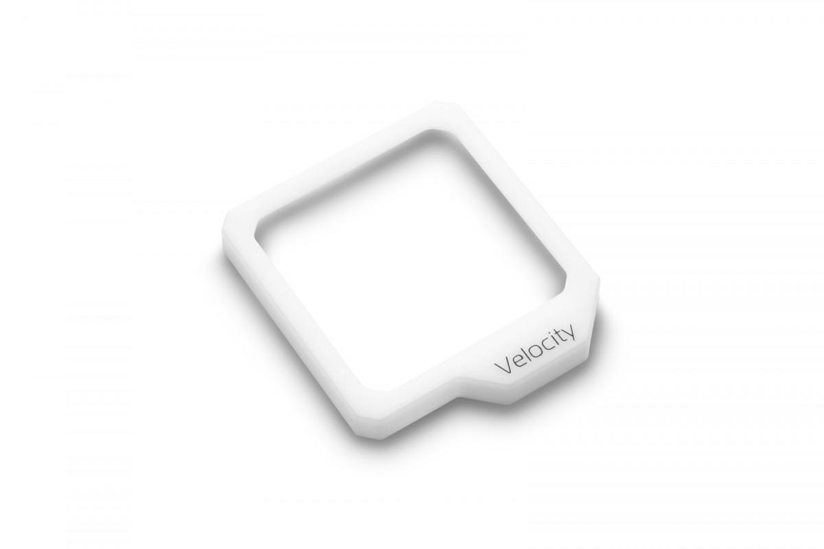 EK-Quantum Velocity Frame - White