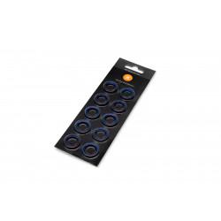 EK-Torque HTC-12 Color Rings Pack - Blue (10pcs)