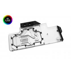 EK-Quantum Vector Trio RTX 2080 Ti D-RGB - Nickel + Plexi