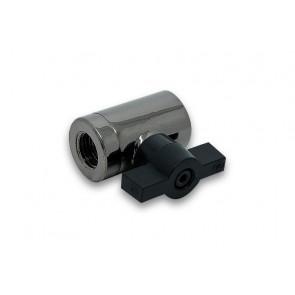 EK-AF Ball Valve (10mm) G1/4 - Black Nickel