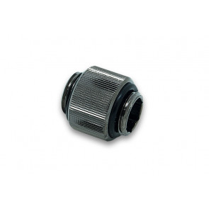 EK-AF Extender 12mm M-M G1/4 - Black Nickel