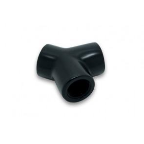 EK-AF Y-Splitter 3F G1/4 - Black