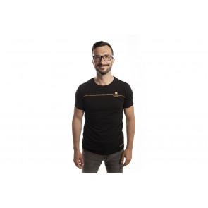 EK-Crew Men's Black T-Shirt