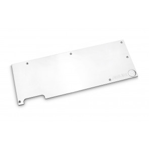 EK-FC1070 GTX Ti ASUS Backplate - Nickel