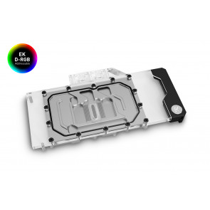 EK-Quantum Vector Trinity RTX 3080/3090 D-RGB - Nickel + Plexi