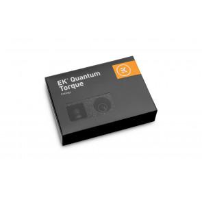 EK-Quantum Torque 6-Pack HDC 12 - Black