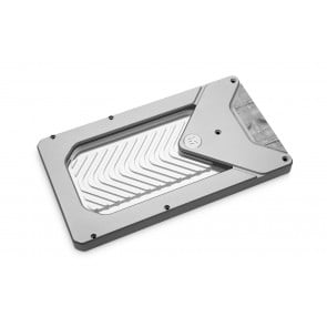 EK-Quantum Vector FE RTX 3090 D-RGB Active Backplate - Silver SE