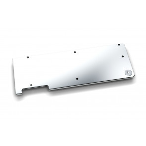 EK-Vector RTX Backplate - Nickel QC2