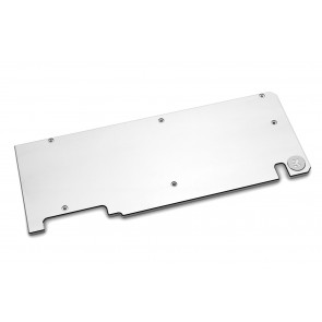 EK-Quantum Vector Dual Evo RTX 2070/2080 Backplate - Nickel