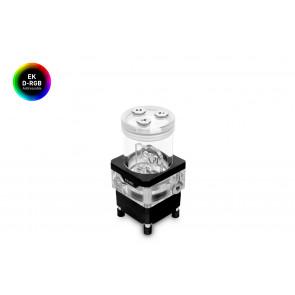 EK-Quantum Kinetic TBE 120 VTX PWM D-RGB - Plexi