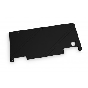EK-Quantum Vector Strix RTX 3070/3080/3090 Backplate - Black