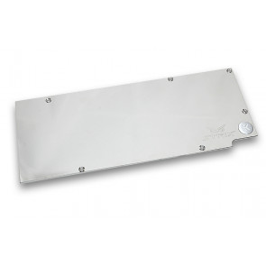 EK-FC980 GTX Strix Backplate - Nickel